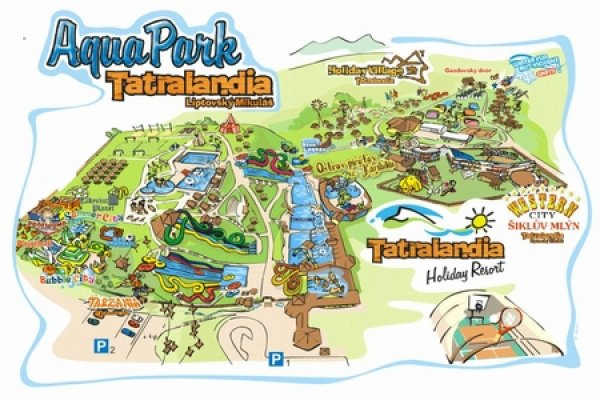 Aquapark Tatralandia Holiday Village