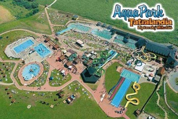 Aquapark Tatralandia Holiday Village