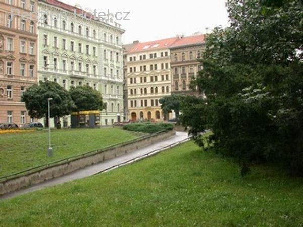 Hotel prague centre ubytov n praha 2 for Hotel prague centre
